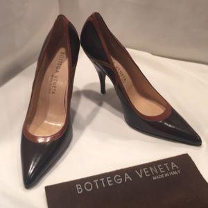 Bottega Veneta designer heels